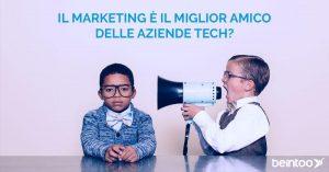 digital marketing, tech industry