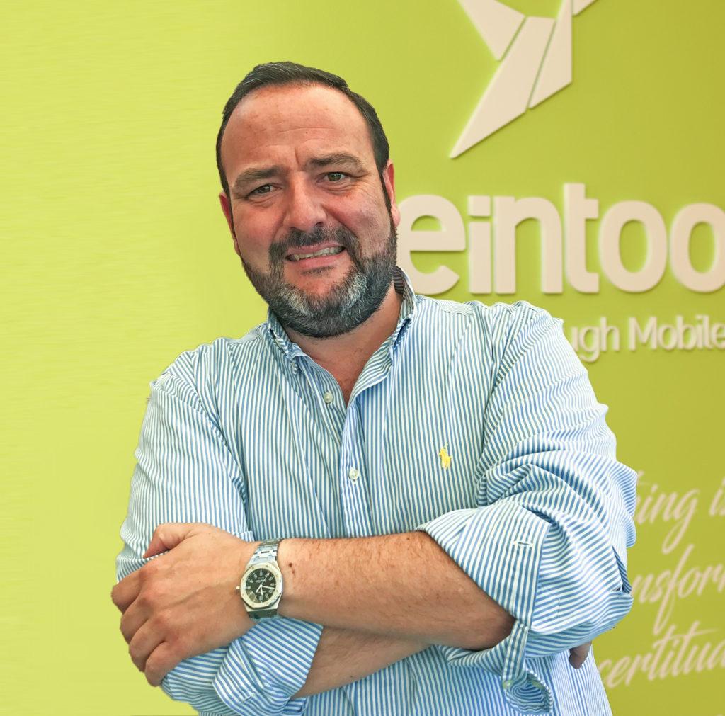 Roberto San Valentin Sales Director Spagna